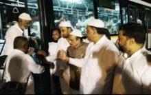 First batch of Haj pilgrims arrive at Shamshabad Airport