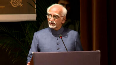Photo of Mersia has become part of our life: Hamid Ansari