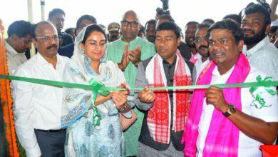 Photo of Harsimrat Badal inaugurated First Mega Food Park
