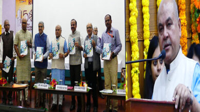 Photo of Union Minister urges youth to come up with startup ideas