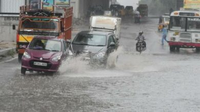 Photo of Wednesday rainfall did not break 100 year Hyderabad record