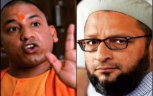 Salt-roti mid-day meal: Owaisi slams UP govt for booking journo