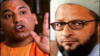 Photo of Salt-roti mid-day meal: Owaisi slams UP govt for booking journo