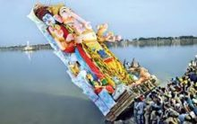 Khairtabad Ganesh will be fully immersed this time: officials