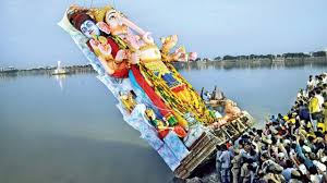 Photo of Khairtabad Ganesh will be fully immersed this time: officials