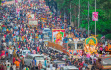 IT employees likely to be affected by Ganesh processions