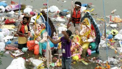 Photo of Post Ganesh immersion: Hyderabad carpeted with 8K MTs of garbage