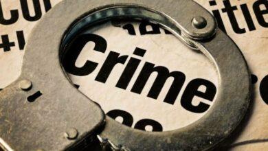 Photo of Woman's rapist-killer held in Hyderabad
