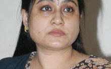 Are people's lives inferior to that of CM's pet dog?: Vijayashanti