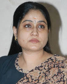 Are people's lives inferior to that of CM's pet dog?: Vijayashanti