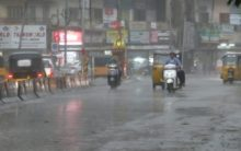 Heavy rain in TS likely over next 4 days