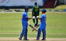 India U19s Win Asia Cup