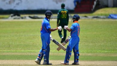 Photo of India U19s Win Asia Cup