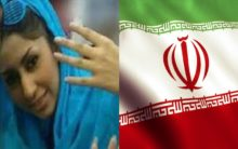 'Blue girl' football fan admitted 'mistake': Iran