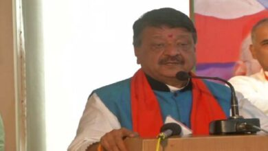 Photo of Kailash Vijayvargiya attacks Digvijaya over rape remarks