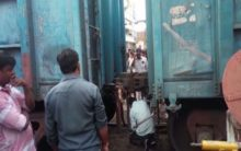UP: Coupling of goods train breaks at Kanpur Central