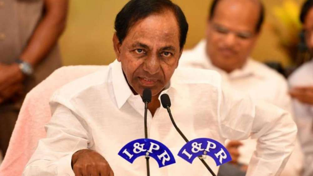 Telangana CM urges Sitharaman to release Rs 4,531 cr in GST dues
