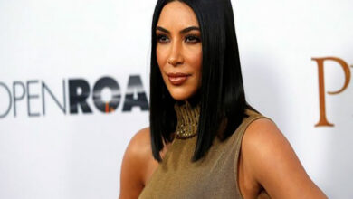 Photo of Kim reveals how she 'got in trouble' with husband Kanye West