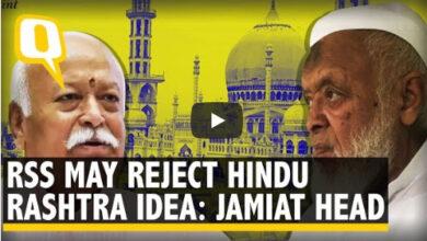 Photo of RSS may shun its Hindu Rashtra ideology: Maulana Madani