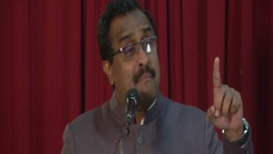 Photo of Only 200-250 people under preventive detention in J-K now:Madhav