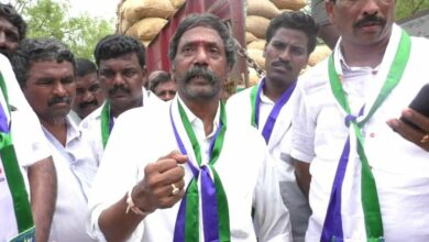 Photo of YSRCP MLA nails reports of harassment of Kodela