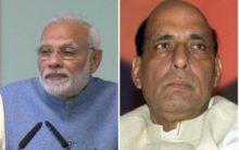 PM Modi, Rajnath condole deaths after boat capsizes in Godavari