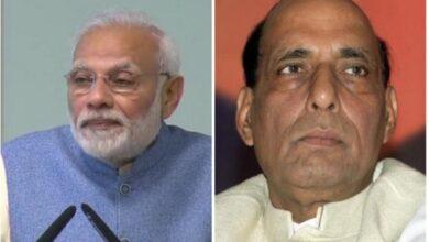 Photo of PM Modi, Rajnath condole deaths after boat capsizes in Godavari