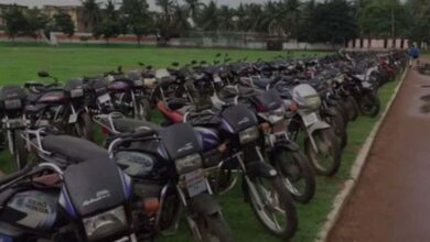 Photo of Andhra Pradesh: Bike lifters gang busted, 130 vehicles recovered