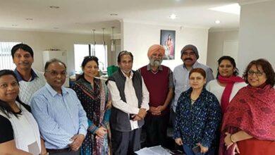 Photo of Urdu-Hindi Association in New Zealand elect fresh team