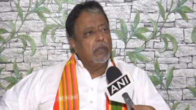 Photo of Will implement NRC on national level, says Mukul Roy