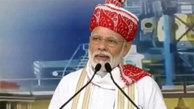 Photo of Those who have looted public money are going to jail: Modi