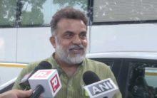 Nirupam requests Urmila Matondkar to reconsider her resignation