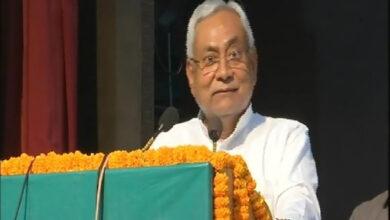 Photo of No discord in alliance with BJP, says Bihar CM Nitish Kumar