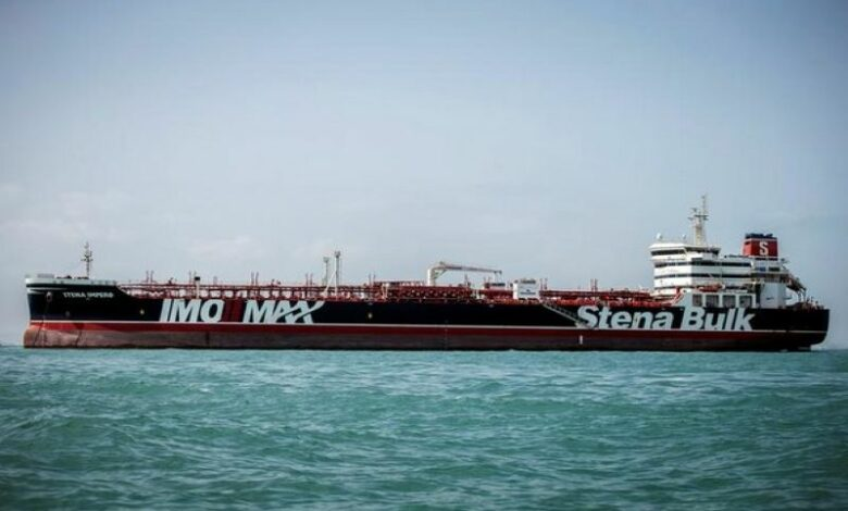 UK-flagged oil tanker Steno Impero is free to leave: Iran