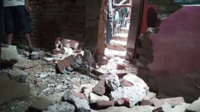 Photo of UP: Explosion in a cracker manufacturer's house