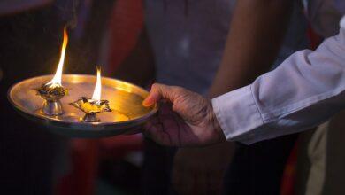 Photo of Saints wearing robes inside temple committing rape: Ex CM
