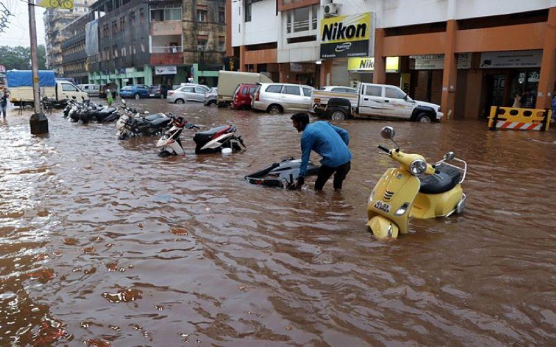 IMD predicts heavy rainfall in Konkan , Goa