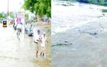 Heavy rains lash Nalgonda, 119 year record broken