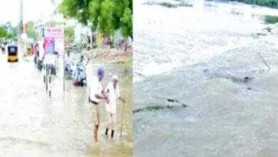 Photo of Heavy rains lash Nalgonda, 119 year record broken