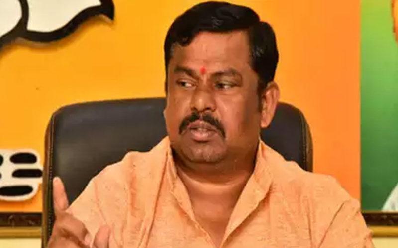 Raja Singh warns Sunni Waqf Board