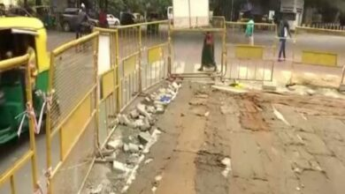 Photo of Bengaluru roads: A nightmare to the locals!