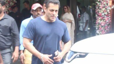 Photo of Don't use plastic, don't be plastic: Salman Khan