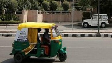 Photo of Bihar: Auto driver imposed with fine for not wearing seat belt