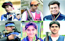 Abid Ali Khan among TS players of Indian Team for Asian Games