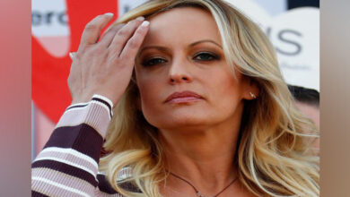 Photo of Stormy Daniels wins $450,000 payout over strip-club arrest