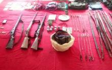 Chhattisgarh: 3 Naxals killed in Sukma encounter