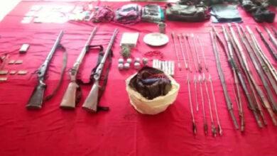Photo of Chhattisgarh: 3 Naxals killed in Sukma encounter