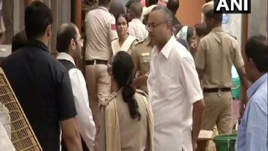 Photo of Sonia, Manmohan meet Chidambaram in Tihar jail today