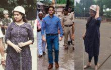Muharram: IAS topper Tina Dabi hits streets in 'combat role'