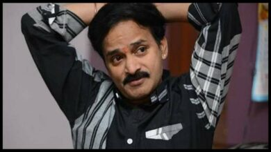 Photo of Talasani, top actors pay floral tributes to Venu Madhav
